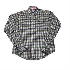 GANT Plaid Button Up Shirt